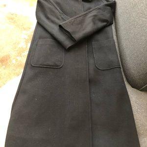 Long Wool/Cashmere blend Coat